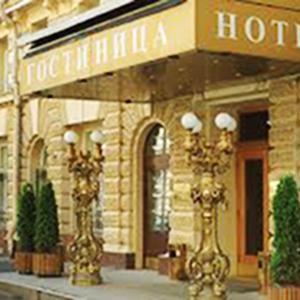 Гостиницы Борзы