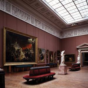 Музеи Борзы