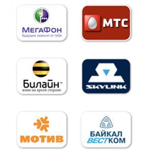 Операторы сотовой связи Борзы
