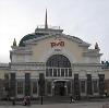 Железнодорожные вокзалы в Борзе