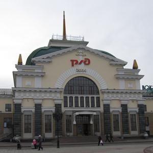 Железнодорожные вокзалы Борзы